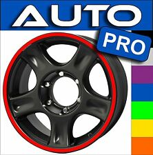 LISERET JANTE STICKER AUTO CAR TOUTES MARQUES CINTAS RIM STRIPES 40COLORS