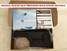 New in Box Magpul Industries Precision Rifle Stock Black Fits two-two-three/556