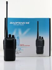 BAOFENG UV-6 VHF/UHF Dual Band Two Way Radio  Ham CB Portable Walkie Talkies