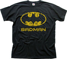 BATMAN BADMAN JOKER BANE Gotham City printed cotton t-shirt 9970