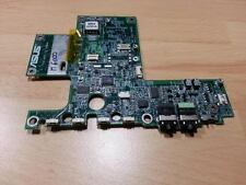 Scheda AUDIO board per ASUS M6000 card jack connettori 2