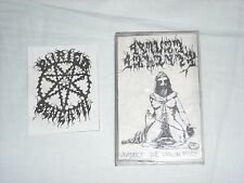 BURIED BENEATH Vivisect the virgin mary ULTRARARE ltd. demo 1993 USA death metal
