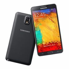 Samsung Galaxy Note 3 III SM-N900A - 32GB -Black (Factory Unlocked) SmartPhone