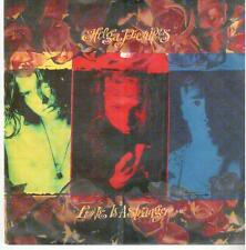 "<953-05> 7"" Single: Helga Pictures - Love Is A Stranger / All 4 U"