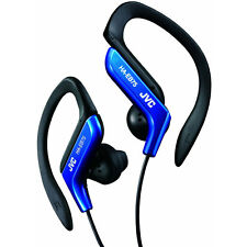 JVC HA-EB75 Stereo Sports Earphones Headphones For Mp3 Players  - Blue