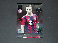 GÖTZE LIMITED ED. BAYERN MUNICH UEFA PANINI FOOTBALL CHAMPIONS LEAGUE 2014 2015