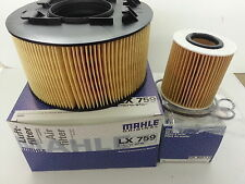 BMW E46 318Ci 318i 318Ti 2.0 1995c Genuine Mahle Oil Air Filter Service Kit