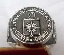 CIA Ring Central Intelligence Agency us agent police   RING