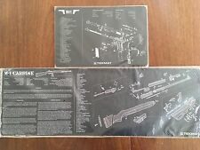 WW2 CALL OF DUTY M1 CARBINE & 1911 PISTOL COMPUTER GAMERS XL MOUSE TEKMATS