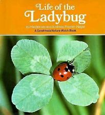 Life of the Ladybug (Carolrhoda Nature Watch Book)-ExLibrary