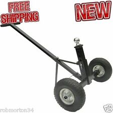 Adjustable Trailer Dolly Move Trailers Ball Hitch Mobile Portable Durable Strong