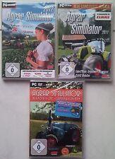 Agrar Simulator 2012 + Agrar 2011 + Historische Landmaschinen Sammlung PC Spiele