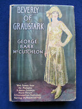 BEVERLY OF GRAUSTARK Vintage Photoplay of MARION DAVIES Silent Film