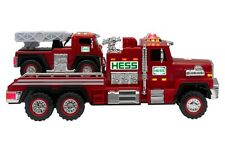 2015 Hess Fire Truck and Ladder Rescue Toy Vehicle NEW in the box!