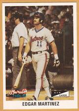 EDGAR MARTINEZ METROS DE SAN JUAN 1989-90  PUERTO RICO #SJ-9 #009 OF 201