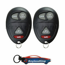 2 Replacement for Pontiac Grand Prix - 2001 2002 2003 Remote