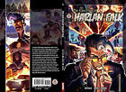 Scott james' the Case File of Harlan Falk Graphic novel