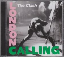 THE CLASH - LONDON CALLING - CD - NEW