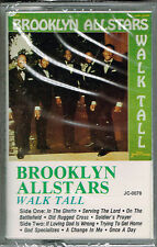 Walk Tall by Brooklyn All-Stars (Cassette,) BRAND NEW FACTORY SEALED