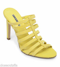 BCBG BCBGeneration Callie Size 7 M Yellow New Womens Leather  Shoes