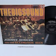 JOHNNY HODGES AND THE DUKE ELLINGTON MEN VINYL LP VERVE JAPAN NM OUT OF PRINT