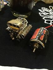 Scaler Rc Engine V8 1/10 Scale Hemi Blower Motor