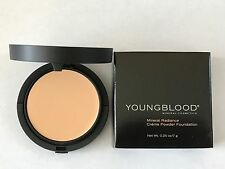 Youngblood Mineral Cosmetics Radiance Creme Powder Foundation BARELY BEIGE
