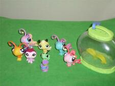Littlest Pet Shop Butterfly Jar Bee 201 355 397 Ladybug Accessories Lot
