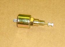 VW Carburetor 34 pict 3 Electric Idle Air Bypass Cut Off Valve 12 v 049 129 412
