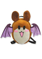 Rosario Vampire 12'' Bat Plush Back Pack Bag Anime Manga NEW