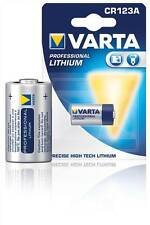 Varta CR123A photo battery 3 V 1600 mAh VARTA-CR123A