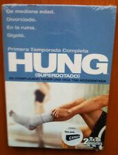 HUNG - TEMPORADA 1 COMPLETA - SET 2 DVD - 291 MINUTOS - NEW & SEALED - EMBALADA