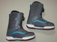 New Vans Womens Ambush Snowboard Boots Size US 7 EU 37.5 UK 4.5