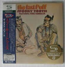 SPOOKY TOOTH - The Last Puff + 4 BONUS JAPAN SHM MINI LP CD OBI NEU UICY-93504