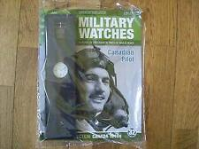 Military Watches Magazine Collection Issue 32 Canadian Pilot 1940's
