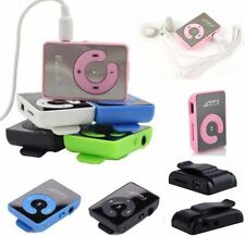 Fashion mini Mirror Clip USB Digital Mp3 Music Player Support SD TF Card