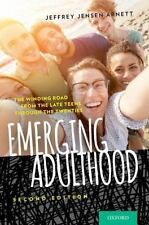 Emerging Adulthood : The Winding Road from the Late Teens Through the Twenties …