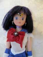 "RARE Sailor Moon Sailor Saturn 11.5"" Irwin Adventure Doll"