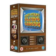 Monty Python's Flying Circus Complete Series 1+2+3+4 8xDVDs R4