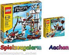 LEGO Piraten Set 70409 70412 Soldaten Verteidigung des Schiffswracks Pirates