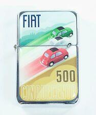 """Fiat 500"" - Accendino Tristar - Tristar Lighter - Encendedor Tristar"