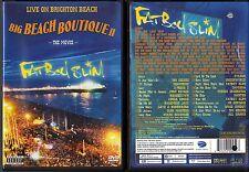 Fatboy Slim: Big Beach Boutique II - Live On Brighton Beach (DVD, 2002)