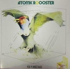 Atomic Rooster(CD Album)Atomic Rooster-Receiver-RRCD277-UK-1999-New