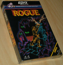 ROGUE by Epyx ~ Commodore Amiga ~ OVP/BOXED ~ WIE NEU/MINT COLLECTIBLE ~ english
