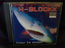H-Blockx ‎– Time To Move