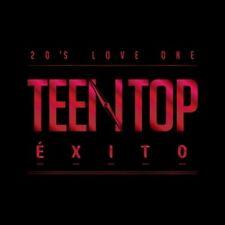 TEEN TOP- TEEN TOP EXITO (CD) PHOTO BOOK+PHOTO CARD