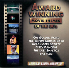 Award Winning Movie Themes of the 80's 1996 by American Cinema Orchest EXLibrary