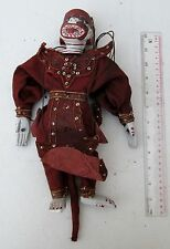 "VERY NICE Old ""Ramayana Epic"" Puppet Marionette Monkey God Hanuman"