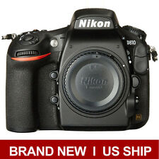 New Nikon D810 FX-format 36.3MP Digital SLR Camera Body Only Black