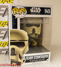 Funko Pop! Star Wars Rogue uno: scarif STORMTROOPER VINILO FIGURA #145
